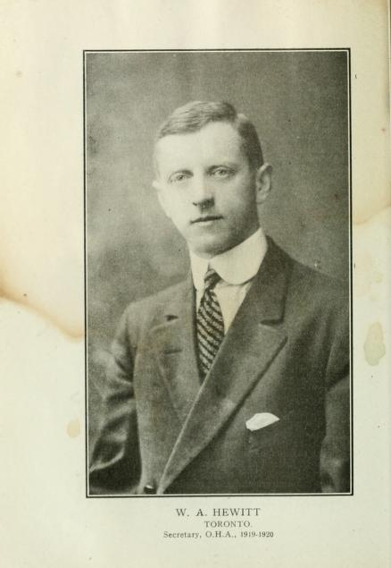 W. A. Hewitt