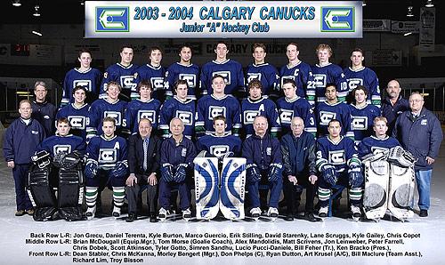 2003-04 AJHL Season