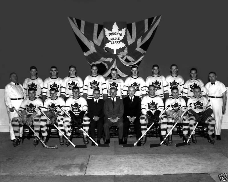 1937–38 Toronto Maple Leafs season