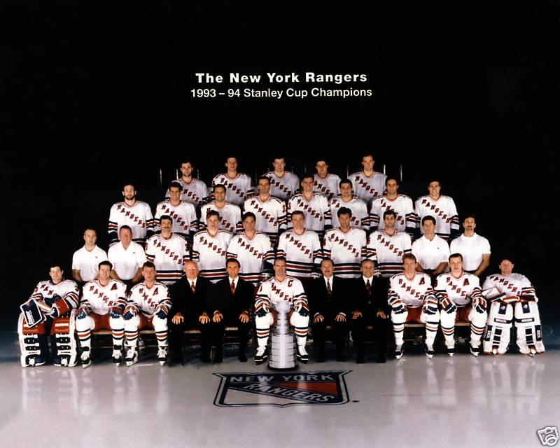 1994 Stanley Cup Finals