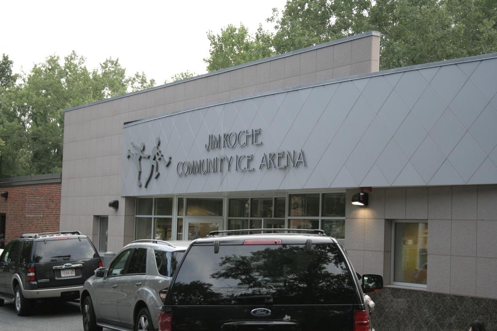 Jim Roche Community Ice Arena