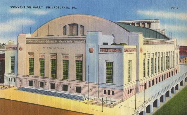 Philadelphia Civic Center