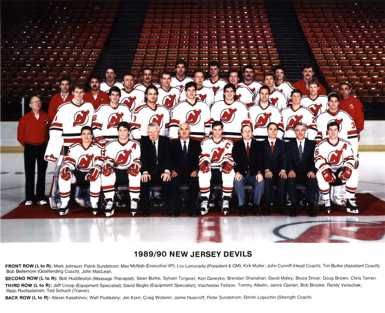 1989–90 New Jersey Devils season