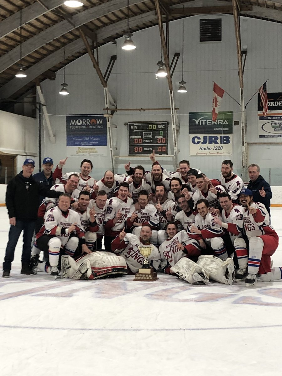 2018-19 Tiger Hills Hockey League season