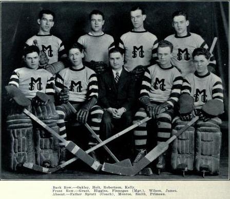 1929-30 OHA Junior Season