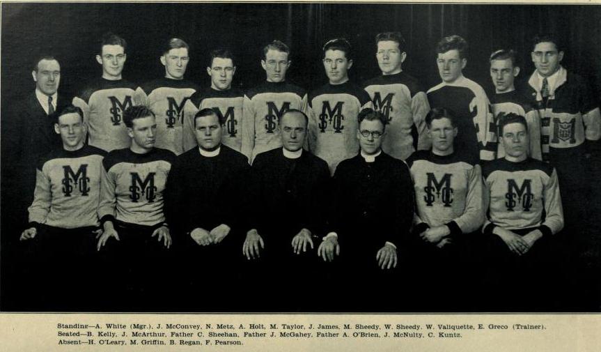 1931-32 OHA Junior Season