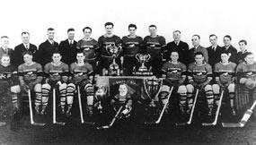 1937-38 MJHL Season