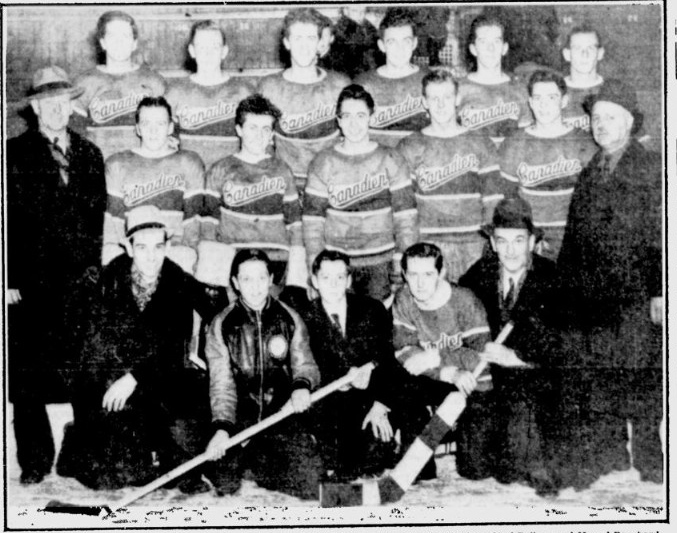 1940-41 Eastern Canada Memorial Cup Playoffs