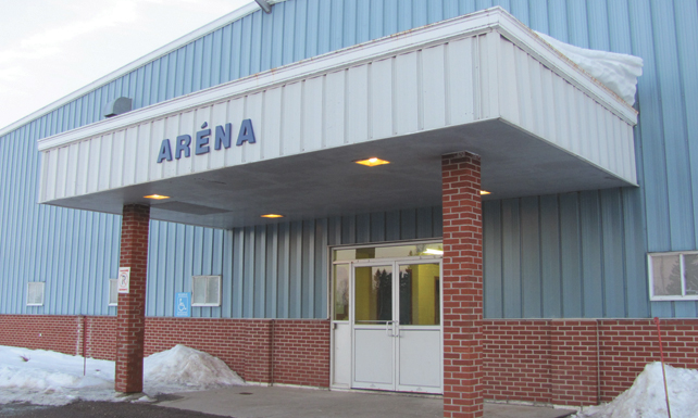 Arena Petit Rocher