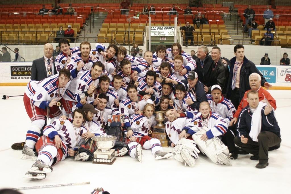 2008 Dudley Hewitt Cup