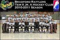 2010-11 Bradford Rattlers