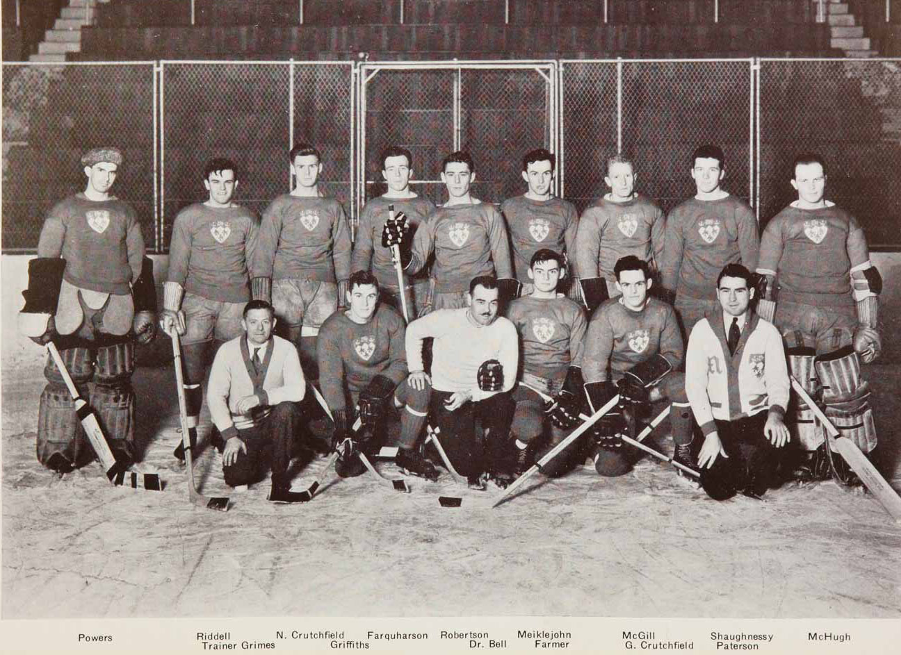 1932-33 CIAU Season