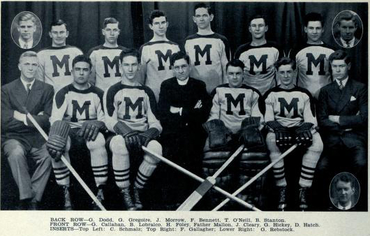 1941-42 OHA Junior A Season