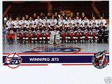 1992–93 Winnipeg Jets season