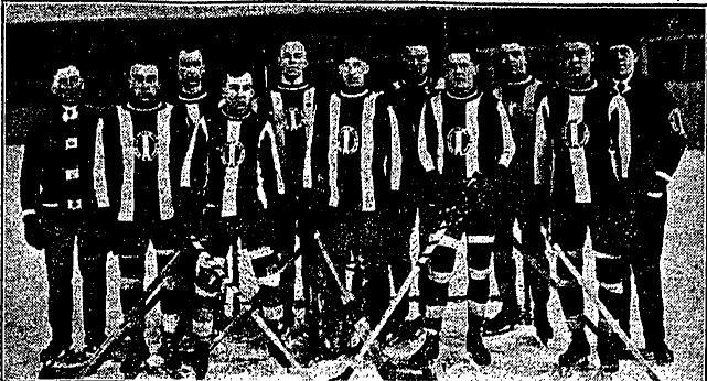 1921-22 Northern Ontario Senior Playoffs