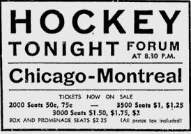 1934–35 Montreal Maroons season