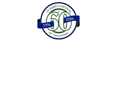 St. Mary's Lincolns 60th anniversary logo.jpg