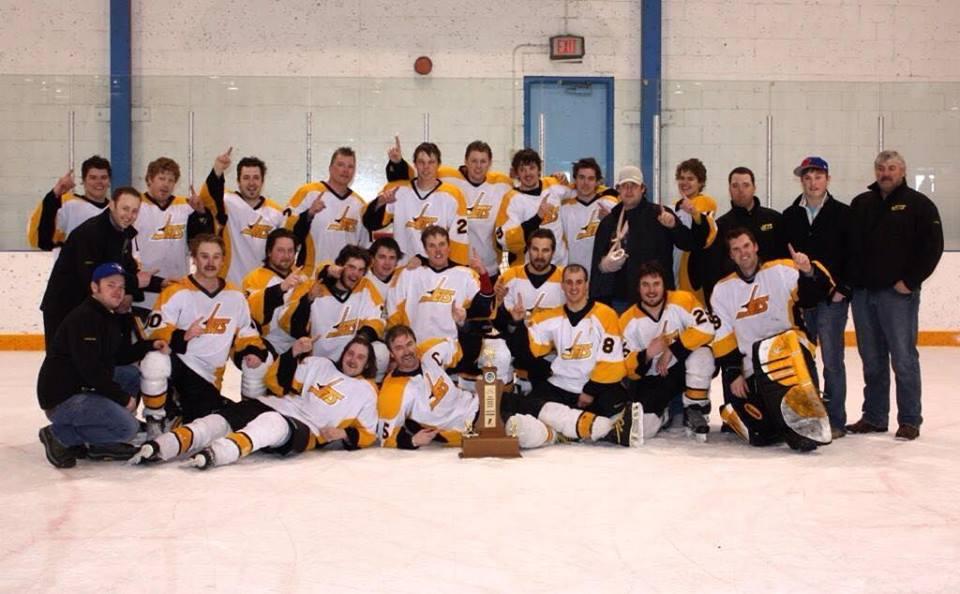 2013-14 East Central Senior Hockey League Season