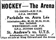 1924 SPA Senior Tournament