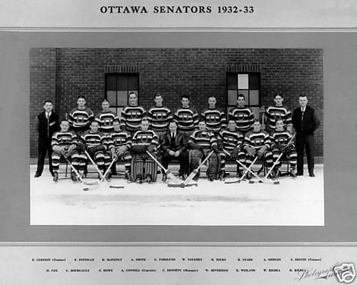 1932–33 Ottawa Senators season