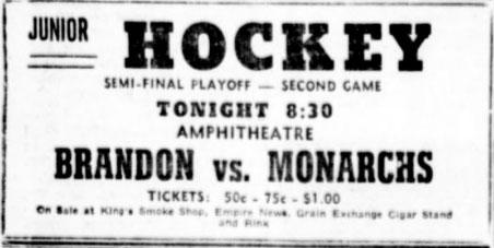 1947-48 MJHL Season