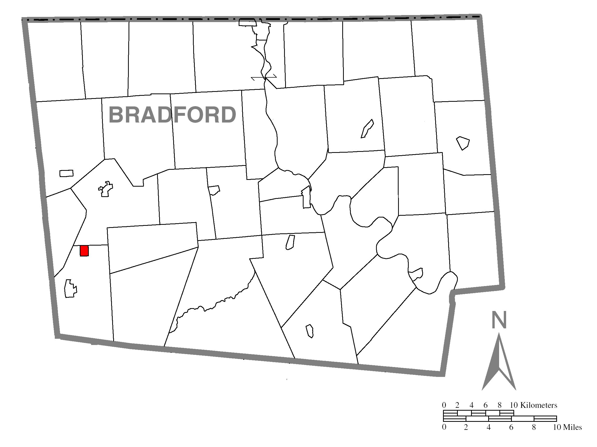 Alba, Pennsylvania