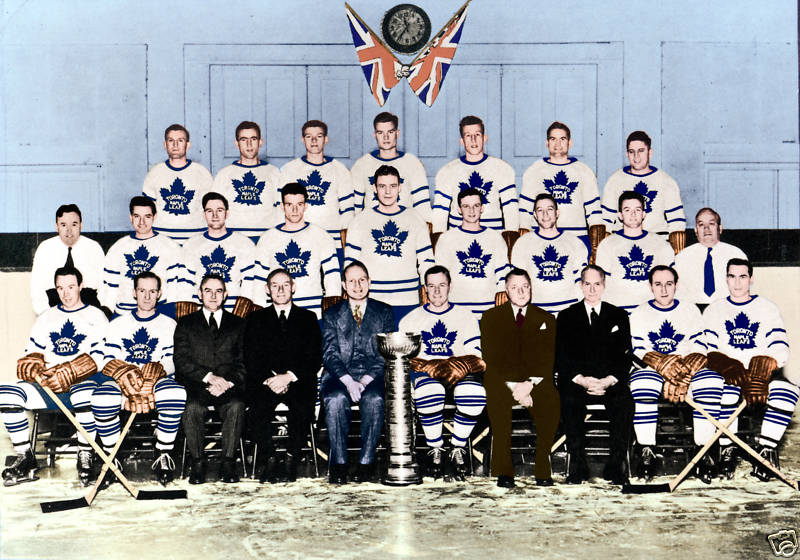 1945 Stanley Cup Finals