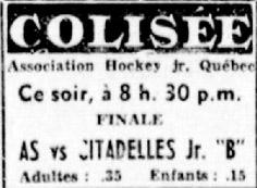 1950-51 QCJBHL Season