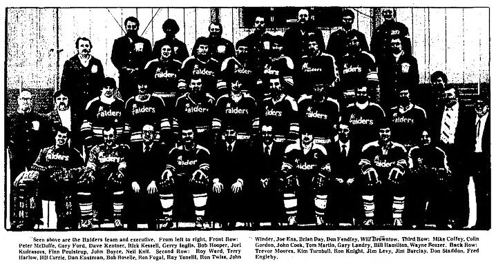 1980-81 OHA Senior Season