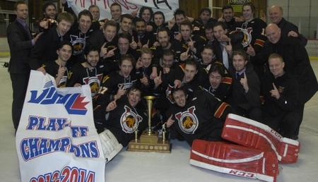 2013-14 VIJHL Season