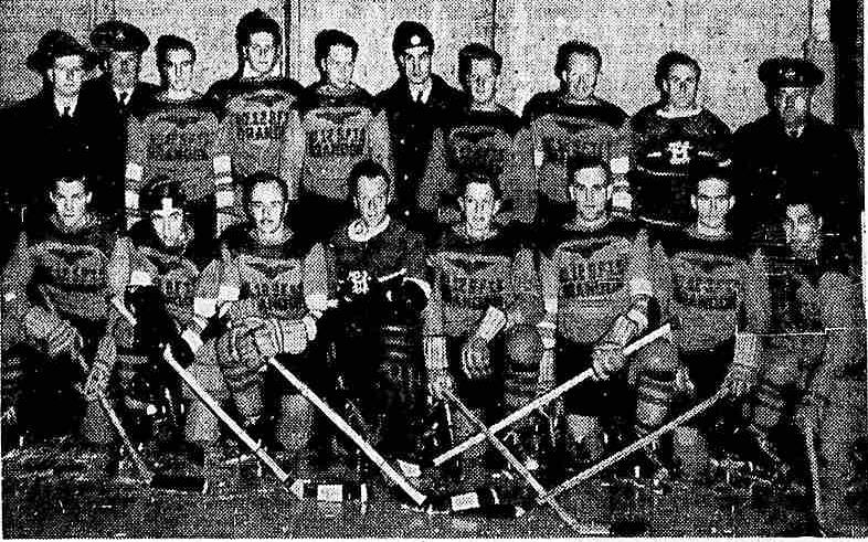 1941-42 Western Canada Intermediate Playoffs