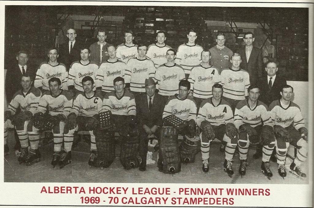 1969-70 Alberta Senior Playoffs