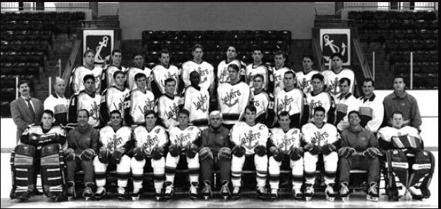 1995–96 NCAA Division I men's ice hockey season