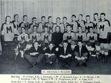 MetJHL Standings 1954-55