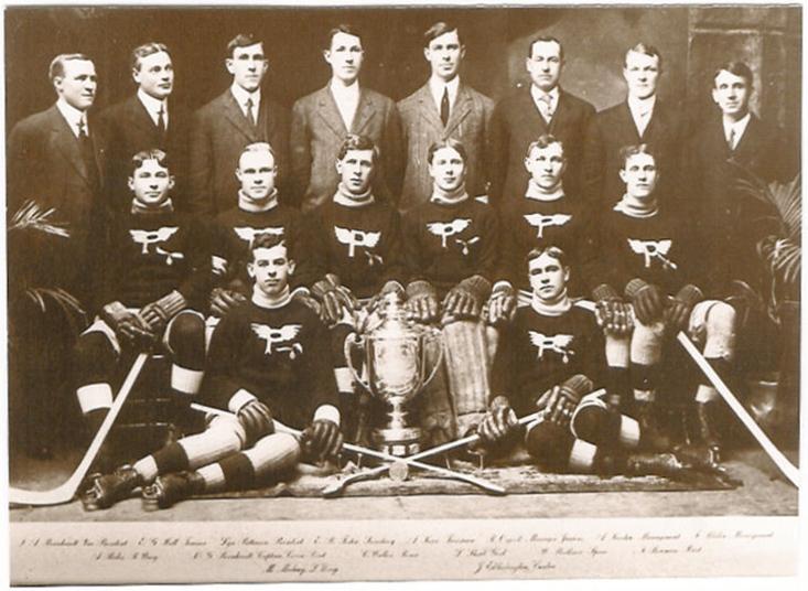 1910-11 OHA Intermediate Groups