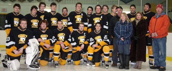 2011-12 PEIJHL Season