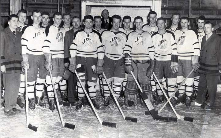 1954-55 Saskatchewan Intermediate Playoffs