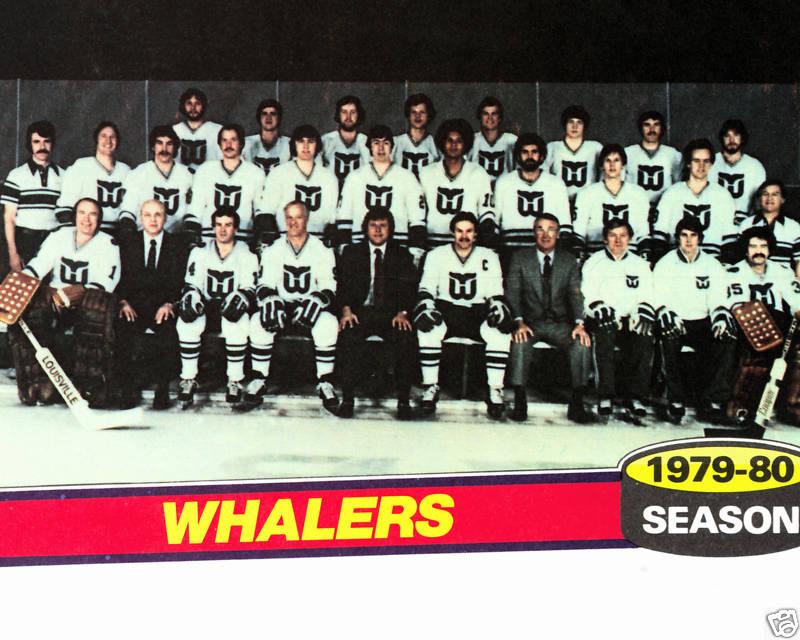 1979–80 Hartford Whalers season