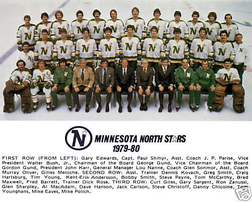 1979–80 Minnesota North Stars season