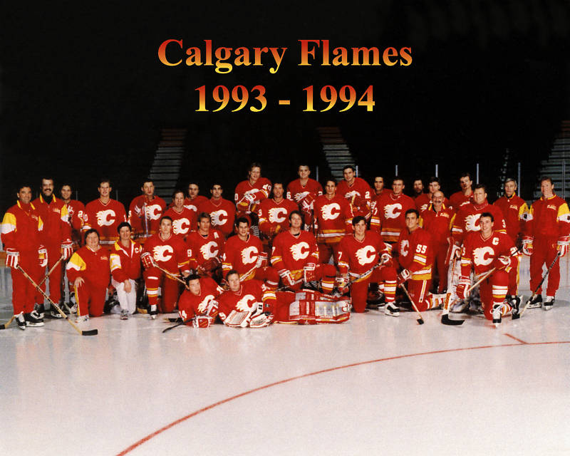 1993–94 Calgary Flames season