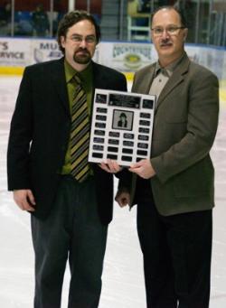 MJHL Coach of the Year Award Winners photo gallery