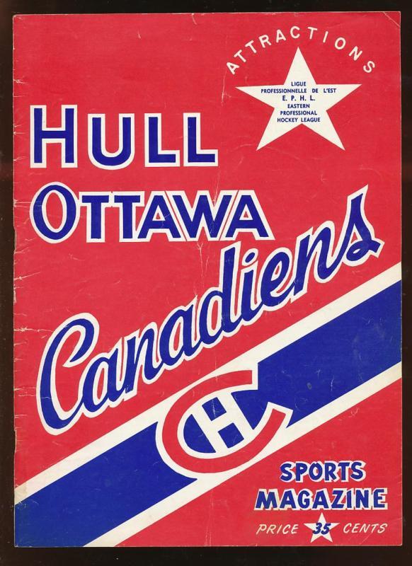 Hull-Ottawa Canadiens