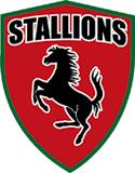 previous Stallions logo (2002-2014)