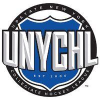 Upstate New York Collegiate Hockey League (UNYCHL) logo