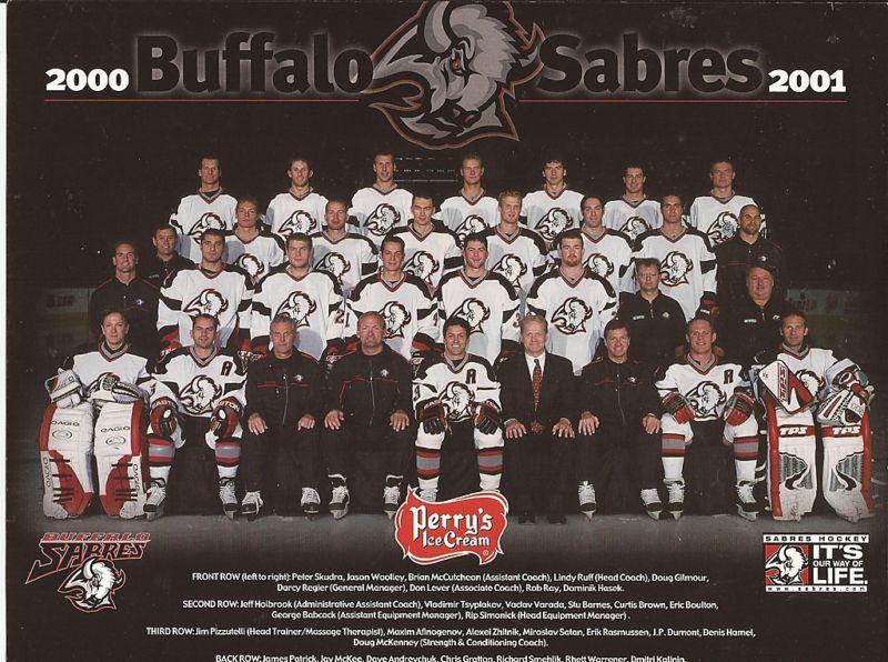 2000–01 Buffalo Sabres season