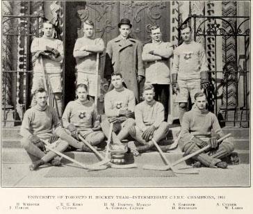 1910-11 Intermediate Intercollegiate