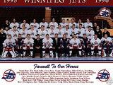 1995–96 Winnipeg Jets season