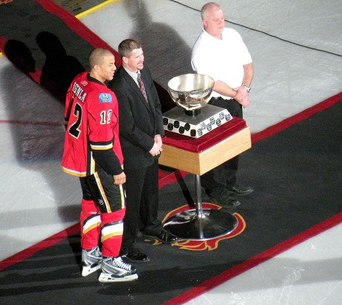 List of Calgary Flames award winners