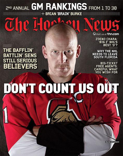 2007–08 Ottawa Senators season