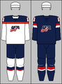 USA national hockey team jerseys 2014